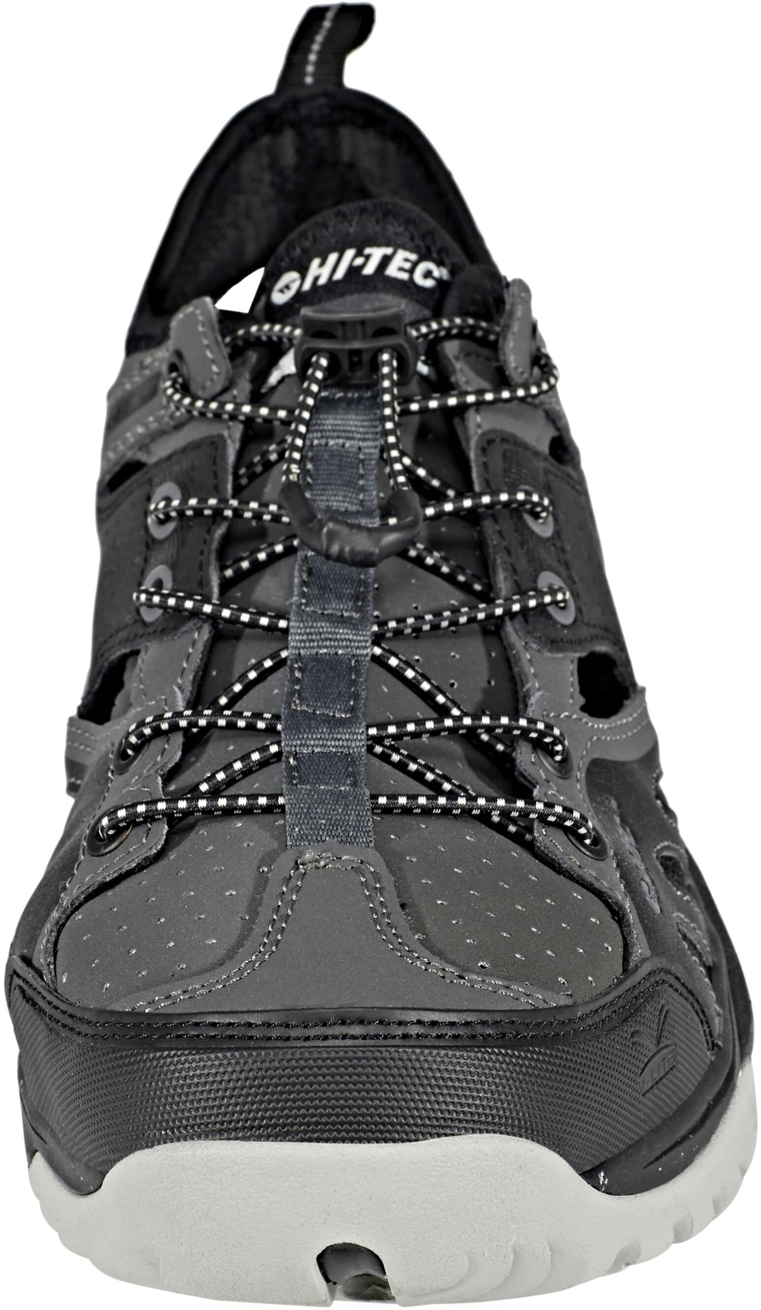 1f1e6ad1202a Hi-Tec V-Lite Wild-Life Cayman Sandals Men black charcoal
